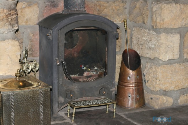 Lounge, Fire