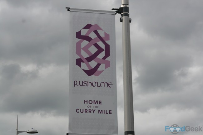 Rusholme: The Curry Mile