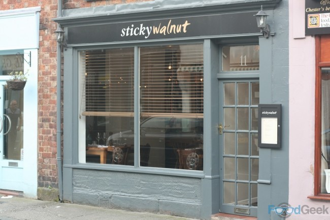 Sticky Walnut, Hoole, Chester
