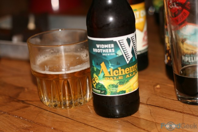 Widmer Brothers - Alchemy Pale Ale