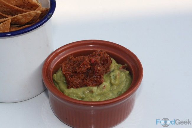 Guacamole & Bacon Chilli Jam