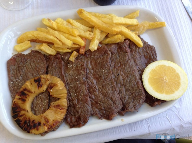 'Brazilian Steak'