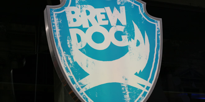 BrewDog, Manchester – Ace Beer But No More BBQ Food! *sadface*