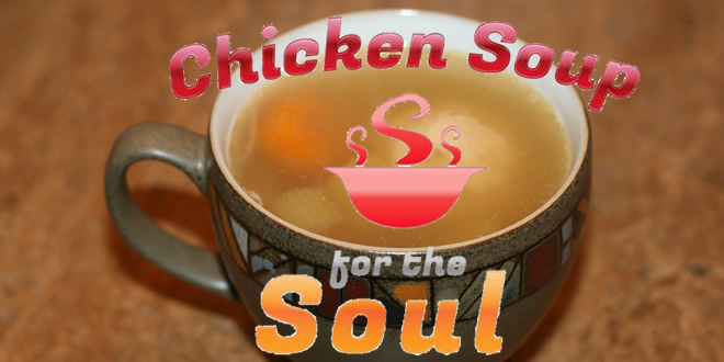 Chicken Soup for the Soul – Balabusta Delight