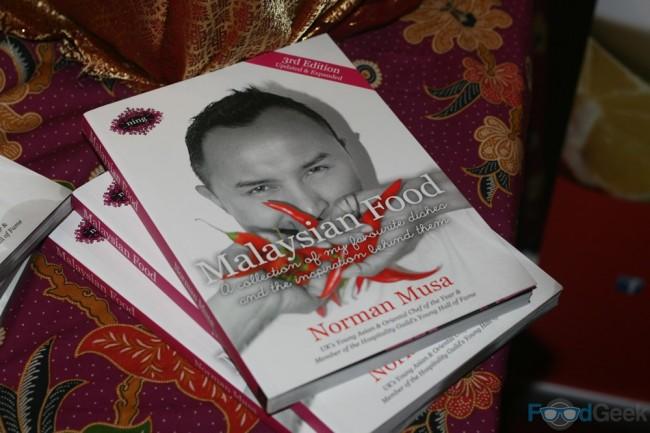 Malaysia Kitchen Book
