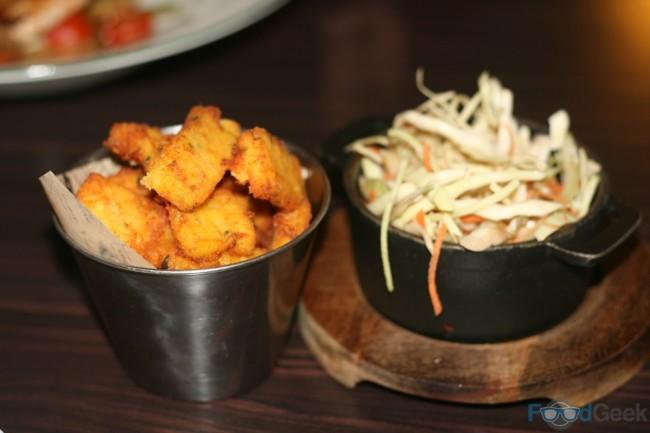 Monterey Jack Corn Grit Chips