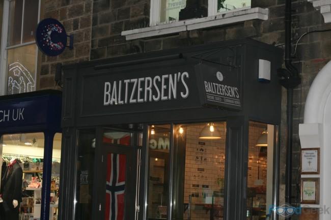 Baltzersen's