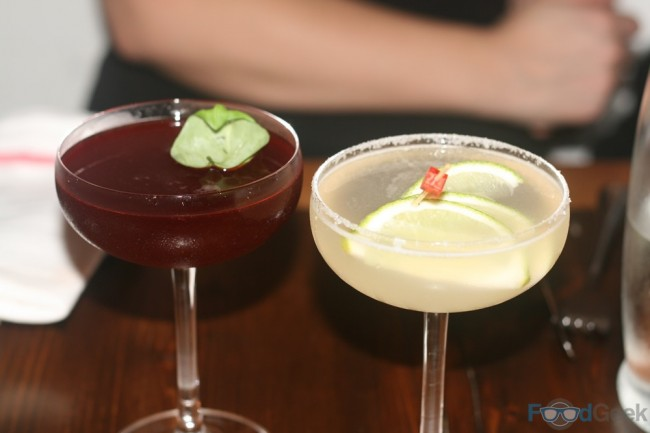 Cocktails at Norse