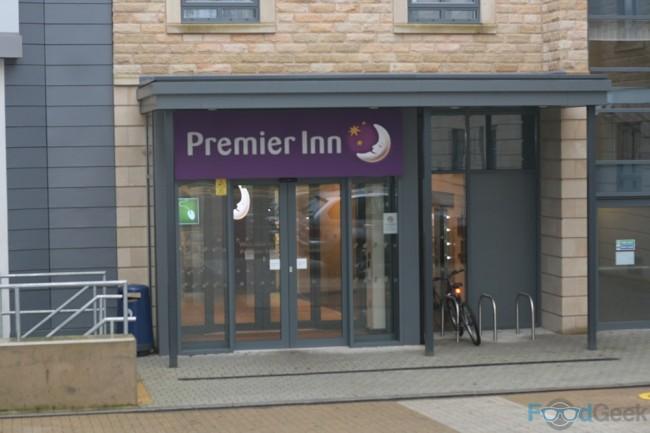 Premier Inn Harrogate
