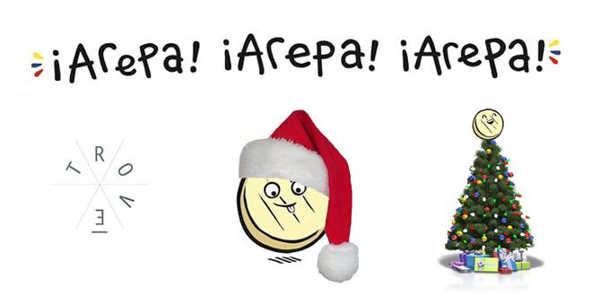 Arepa!Arepa!Arepa! Christmas Supper Club @ Trove, Levenshulme
