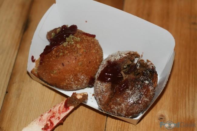 Beastys Savoury Donuts