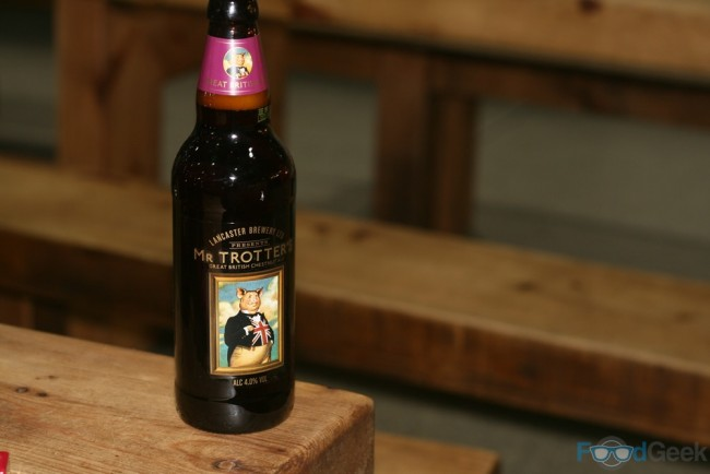Lancaster Brewery - Mr Trotter's