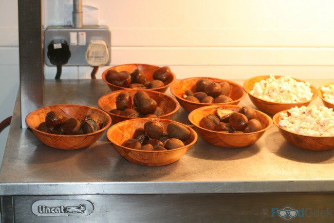 Chestnuts On The Pass