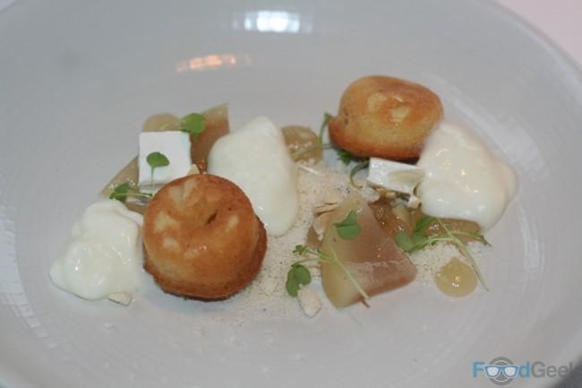 Frangipane - Pear, Nougat & Bay, Van Zeller