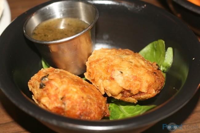 Keralan Fish Cakes