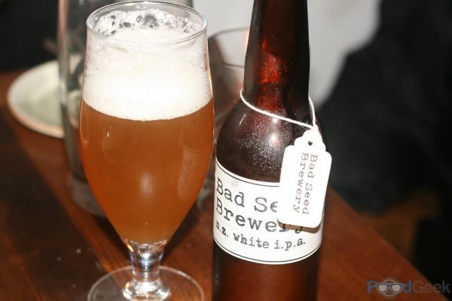Bad Seed NZ IPA