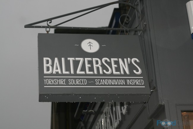 Baltzersen's Sign
