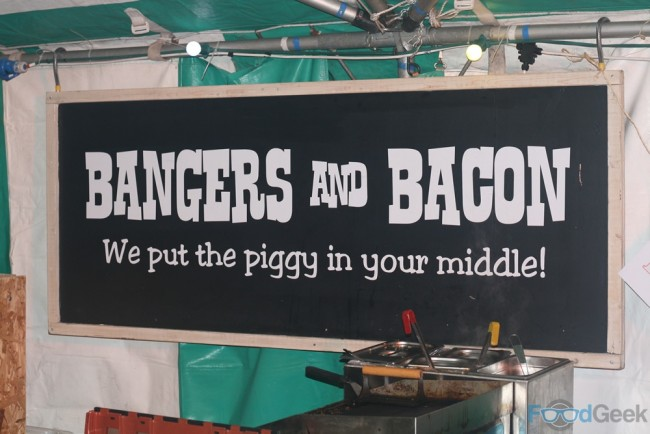 Bangers And Bacon