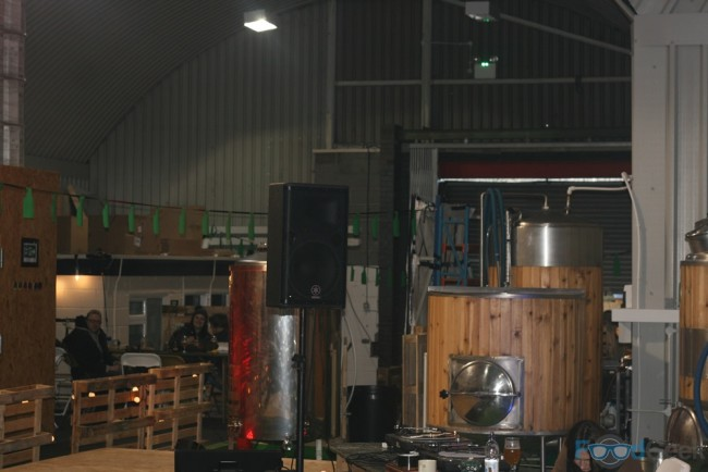 Inside Runaway Brewery