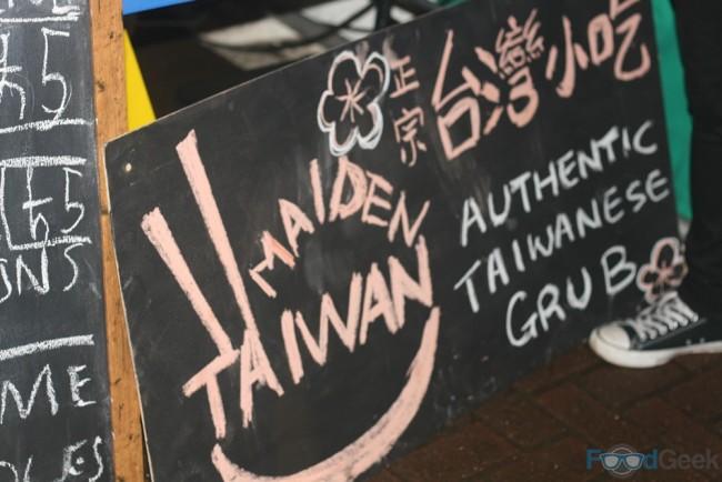 Maiden Taiwan