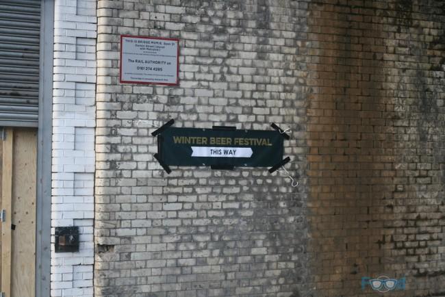Outside Railway Arch