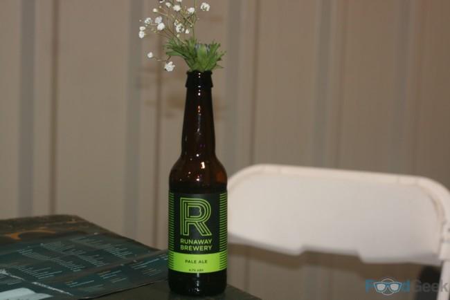Runaway Brewery - Flowers