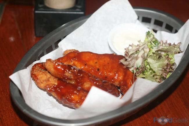D.F.C (Darcy Fried Chicken)