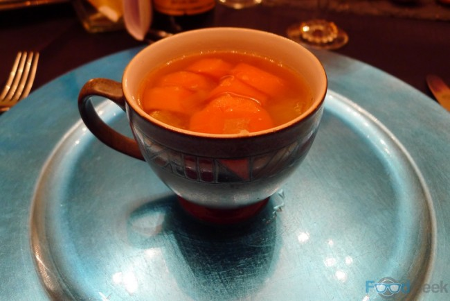 Matzah Ball Chicken Soup