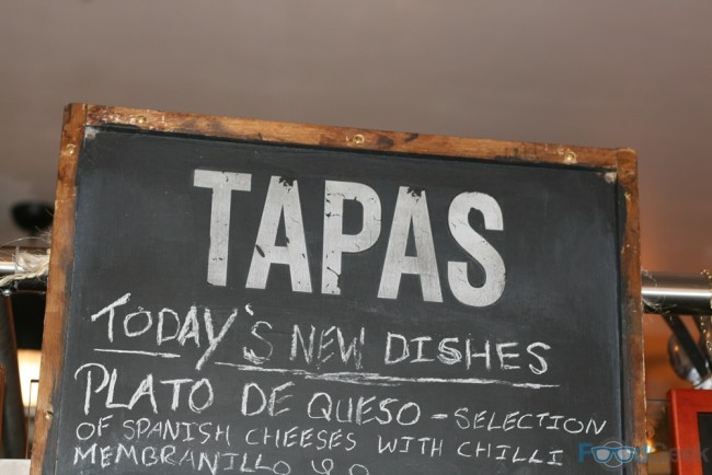 Levanter Tapas Board