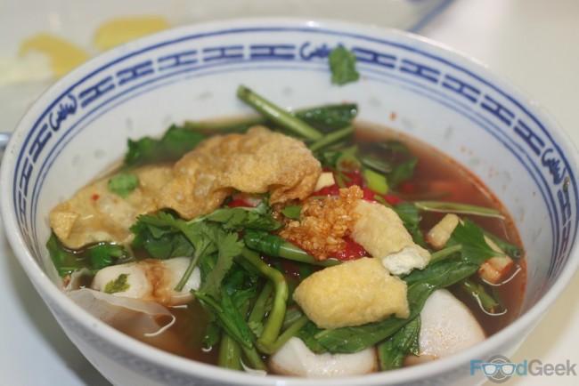 Kwai Tiew Yen Ta Fo Tom Yam