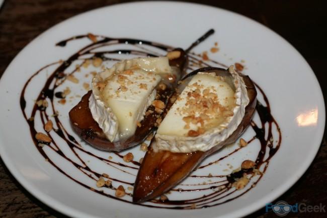 Pear & Le Chevre