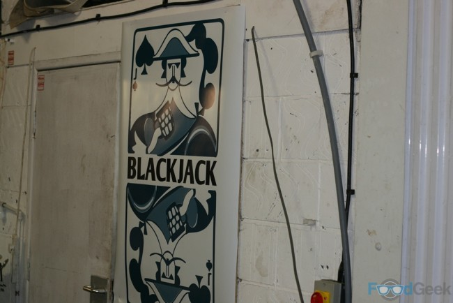 Blackjack Brewery