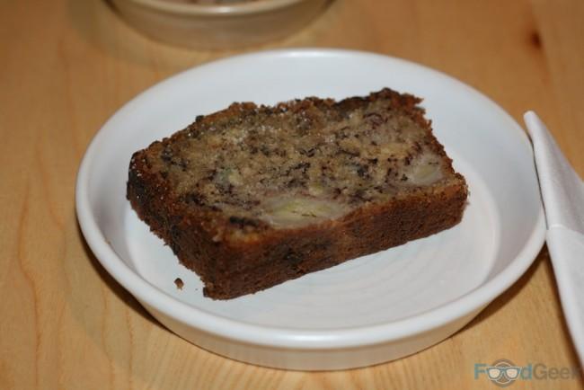 Buttermilk & Banana Loaf