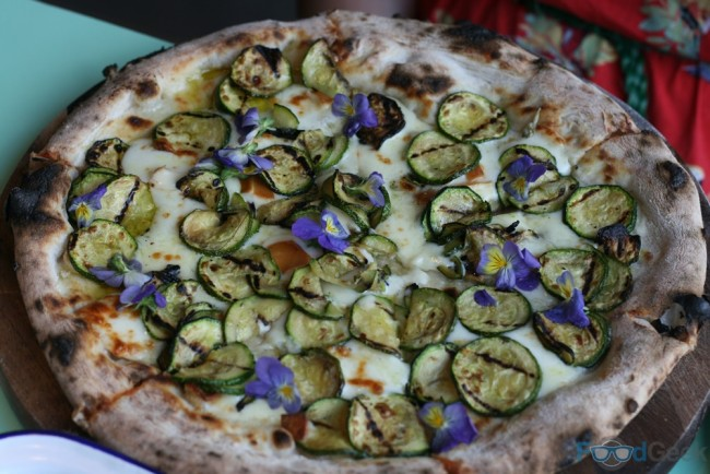 Courgette Bianca