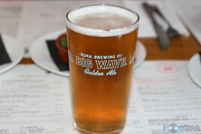 Kona - Big Wave