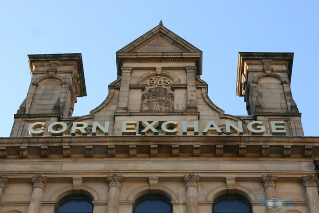 Corn Exchange, Manchester