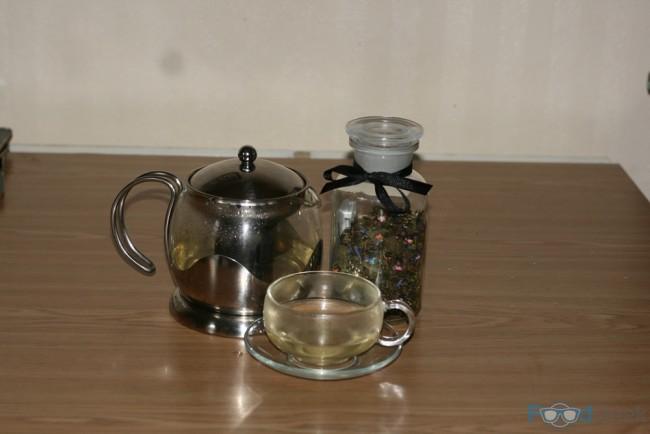 My tea!