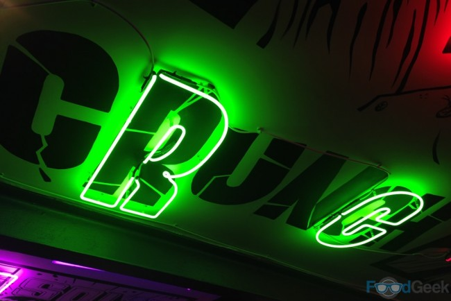 Neon Ceiling