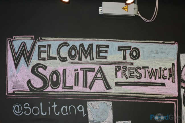 Welcome To Solita Prestwich