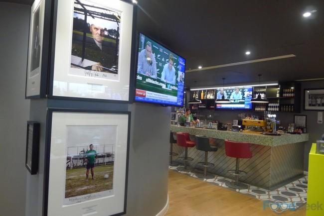 Cafe Football Bar
