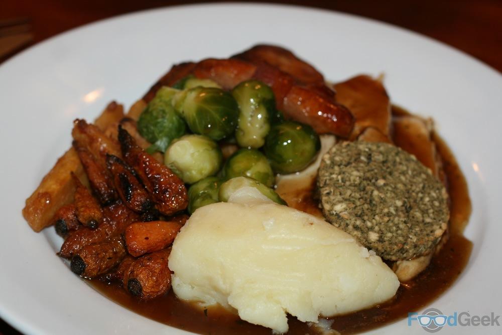 Christmas At The Farmers Arms, Bolton - Food Geek | Food Blog