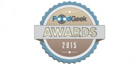 The Food Geek Awards – 2015
