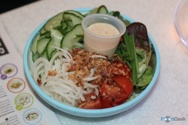Goma Salad