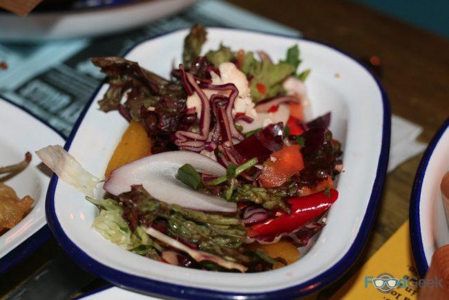 Thai Street Salad