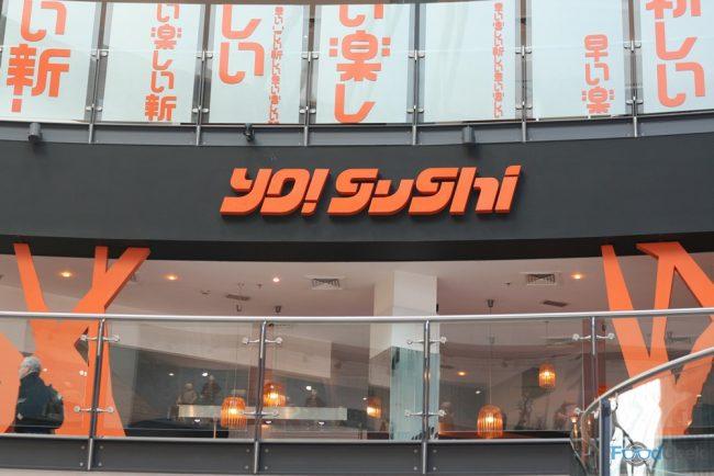 Yo! Sushi - Manchester Arndale