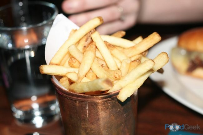 Dripping Fries