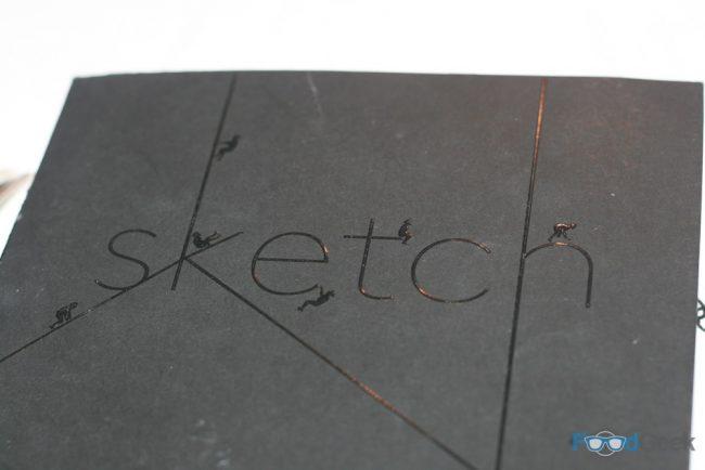Sketch Menu