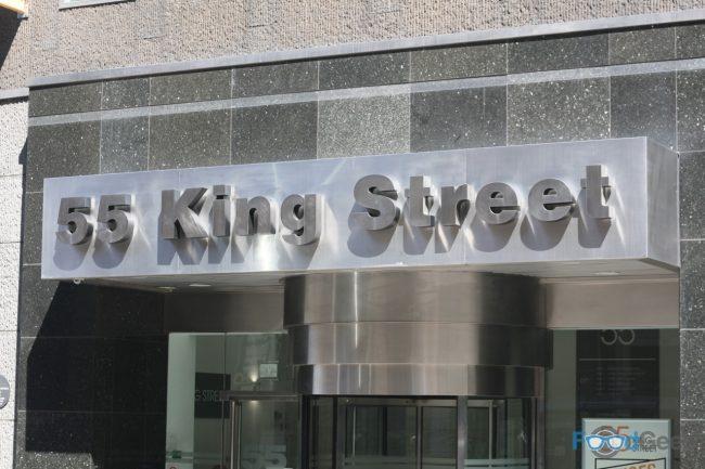 55 King Street