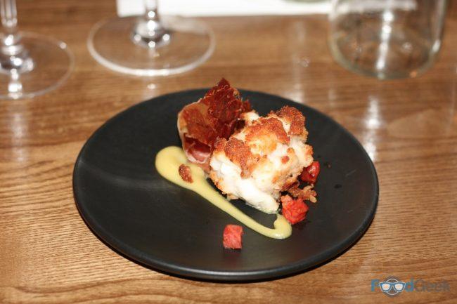 Monkfish, Ham & Chorizo
