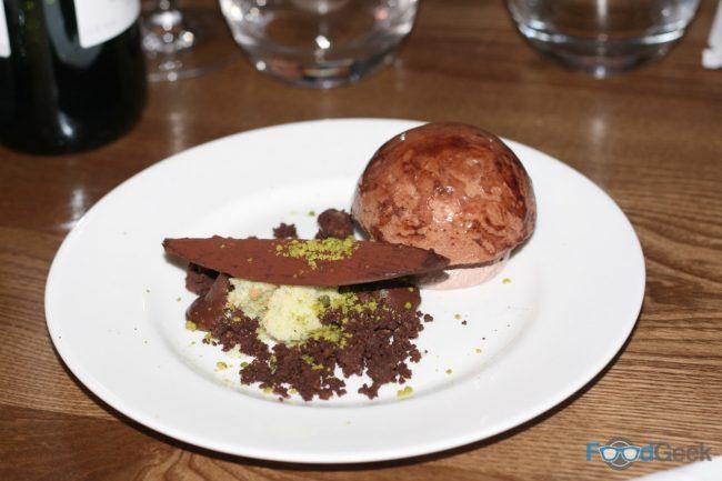 Chocolate 'Mushroom'